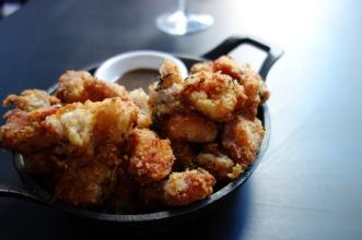 Hopcorn chicken ($10)